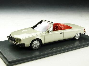 ミニカー 1/43 ネオ NEO シトロエン CX オルフィー カブリオ 1983年 ホワイト(NEO43781)