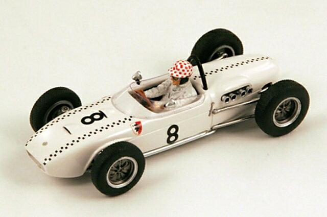 ミニカー 1/43 スパーク Spark ロータス 18 1961年 モナコGP #8 M.May(S1828)