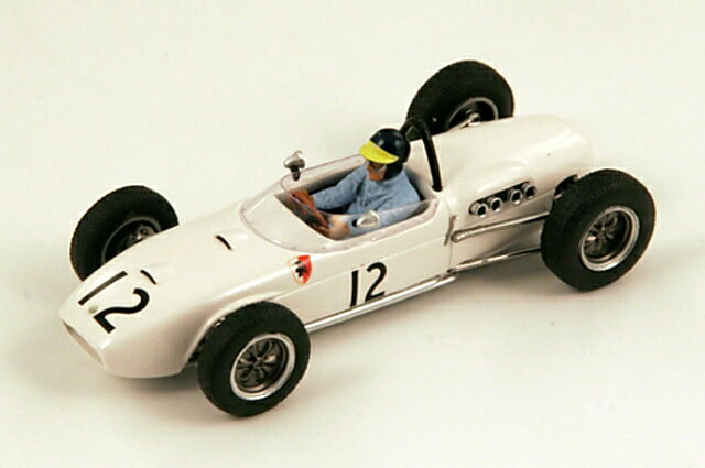 ミニカー 1/43 スパーク Spark ロータス 18 1961年 ベルギーGP #12 ルシアン・ビアンキ(S1842)