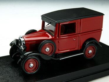 リオ RIO フィアット 508 バリッラ トラック 1935年 レッド/ブラック(4295)【ミニカー】【1/43】【フィアット】