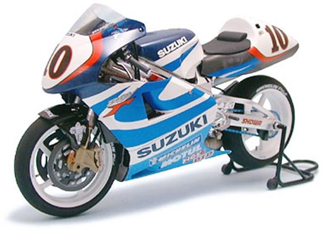プラモデル TAMIYA タミヤ(14081) オートバイシリーズ No.81 1/12 スズキRGV-Γ (XR89)