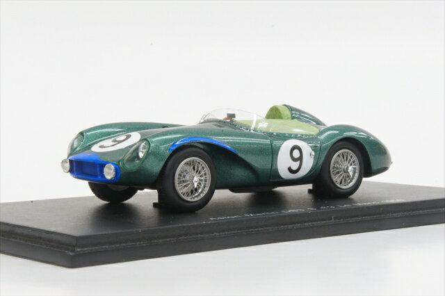 ミニカー 1/43 スパーク Spark(S2410) アストンマーチン DB3 S 1956年 ル・マン24時間耐久レース No.9 P.Walker/R.Salvadori