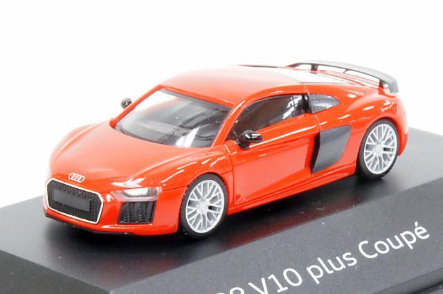 アウディ特注/ヘルパ・コレクション Audi/herpa collection (5011518422) 1/87 アウディ R8 V10 プラス クーペ ダイナマイトレット