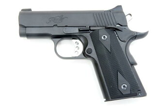 B. W. C. Kimber ultra carry 2 heavyweight new double-capped 45 CP cart specifications firing model gun ()