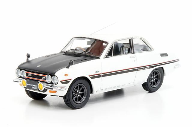 ミニカー 1/43 マーク43 MARK43(PM4314SW) いすゞ ベレット GT タイプR (PR91W) スポーツホイール マグノリアホワイト