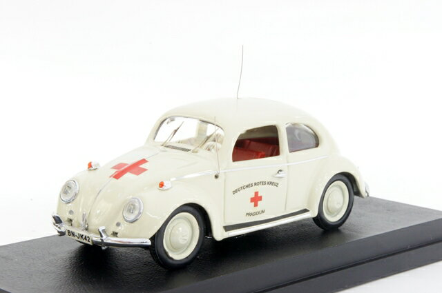 ミニカー 1/43 リオ RIO (RIO4457) フォルクスワーゲン ドイツ赤十字社仕様 1955