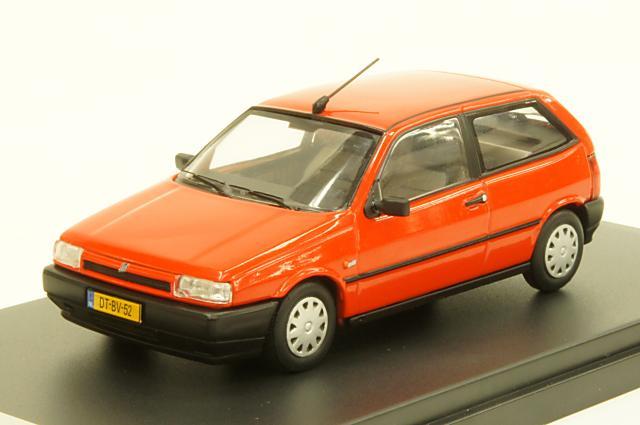 ミニカー 1/43 プレミアムX PREMIUM X(PRD453) フィアット ティーポ 3ドア 1995年 レッド