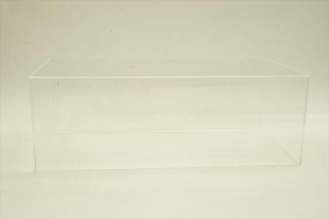 ミニカー 1/18 アミ AMIE(AM18CS1) AMIE スケール用 クリアケースカバー