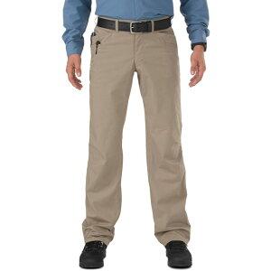 5.11タクティカル リッジライン パンツ カラー:ストーン サイズ:ウエスト28インチ/股下32インチ(74411)