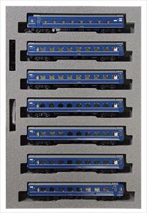 KATONゲージ 14系15形寝台特急あかつき長崎編成(7両) 鉄道模型 10-1360