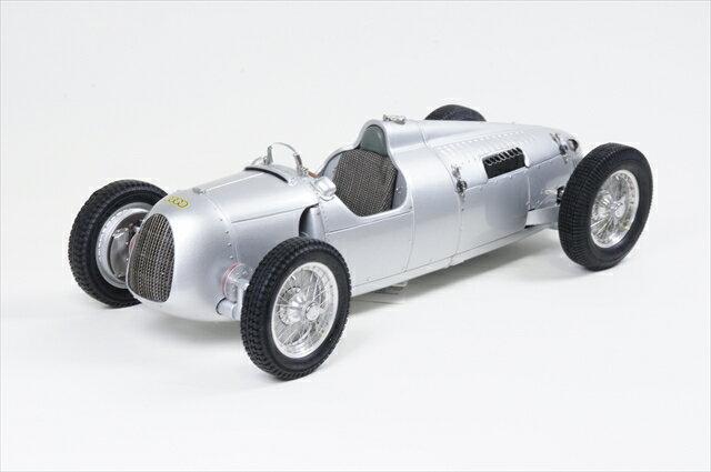 ミニカー 1/18 CMC (M-034) アウトウニオン タイプC 1936年 シルバー