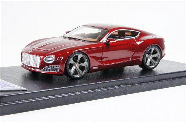 ミニカー 1/43 ルックスマート Looksmart(LSBT05B) ベントレー EXP10 スピード6 Candy Red (Limited Edition 49 pcs)