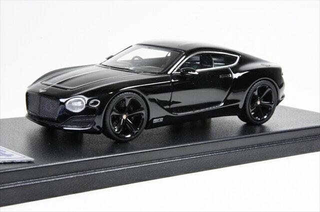 ミニカー 1/43 ルックスマート Looksmart(LSBT05C) ベントレー EXP10 スピード6 Volcanic Black (Limited Edition 49 pcs)