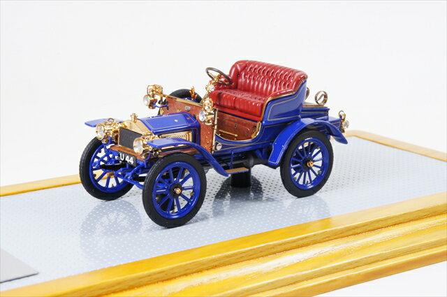 ミニカー 直輸入品 イラリオ (IL43100) 1/43 Rolls Royce 10hp 1904 sn200154 Current Car ブルー