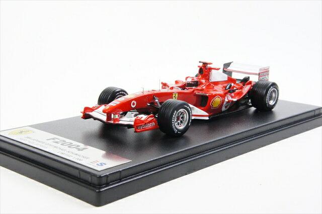 ミニカー EURO SPORTS/Looksmart (LSF-ES1703) 1/43 フェラーリ F2004 F1日本GP 2004 ウイナー M.シューマッハ