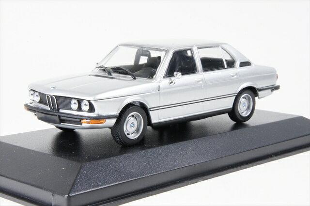 ミニカー マキシチャンプ (940023000) 1/43 BMW 520 1972 シルバー
