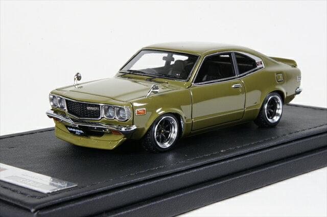 ミニカー イグニッションモデル (IG0629) 1/43 マツダ サバンバ (S124A) グリーン