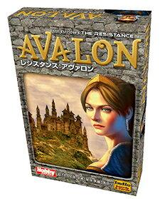 ホビージャパン レジスタンス アヴァロン 日本語版 ボードゲーム