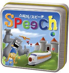 ホビージャパン スピーチ 日本語版 ボードゲーム