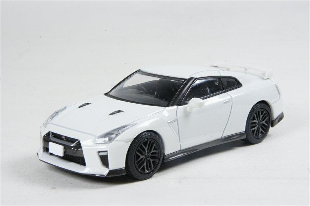 トミカリミテッド ヴィンテージ ネオ 1/64 ニッサン GT-R 2017モデル白 完成品ミニカー LV-N148c