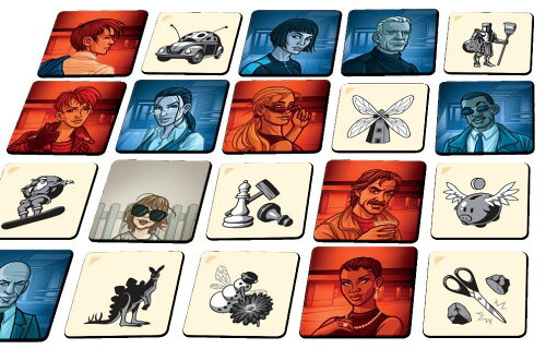 ホビージャパンコードネームピクチャーズ日本語版ボードゲーム4981932022871