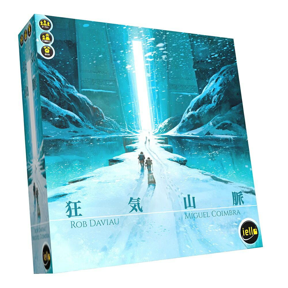ホビージャパン 狂気山脈 日本語版 ボードゲーム 4981932023250