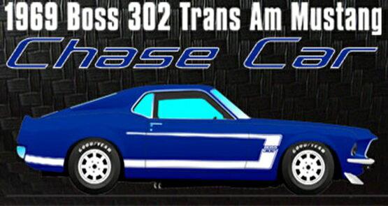 【予約】 ACME 1/18 Boss 302 フォード トランザム マスタング 1969 ストリートバージョン 完成品ミニカー A1801819B