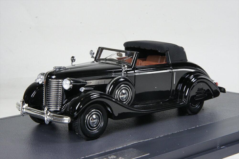 マトリックス 1/43 ビュイック シリーズ 40 Lancefield DHC 1938 完成品ミニカー MX50206-061
