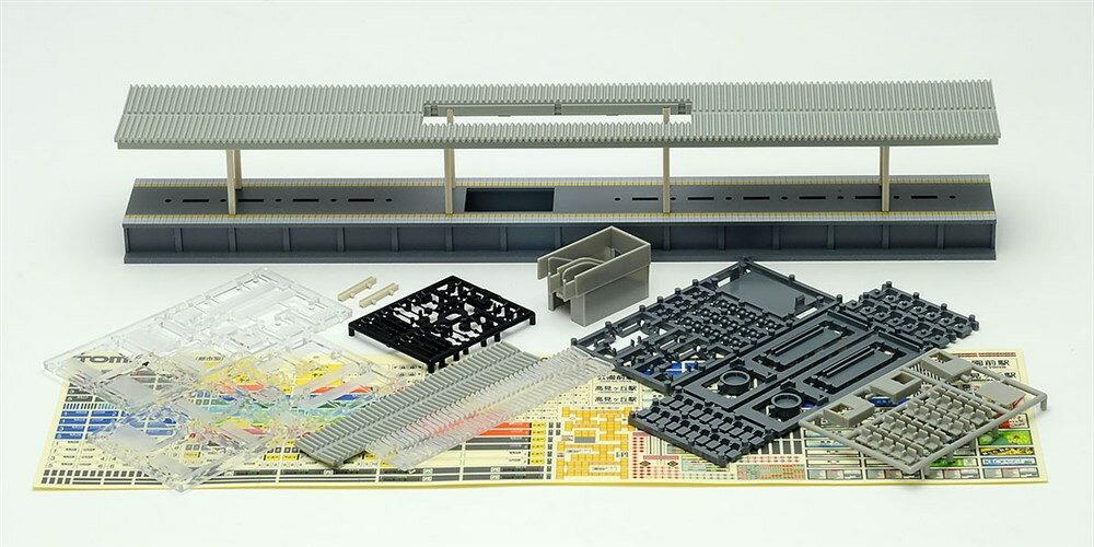 トミックス Nゲージ 島式ホーム (都市型)延長部 鉄道模型パーツ 4274
