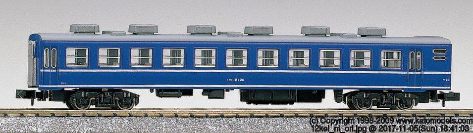 KATO Nゲージ オハ12 鉄道模型 5015