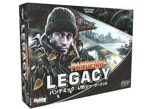 ホビージャパンパンデミック:レガシーシーズン2(黒箱)ボードゲーム4981932023212