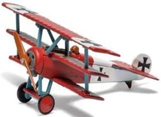 【予約】 コーギー nonスケール フォッカー DR1 WWI Centenary Collection 完成品 艦船・飛行機 CGCS90612