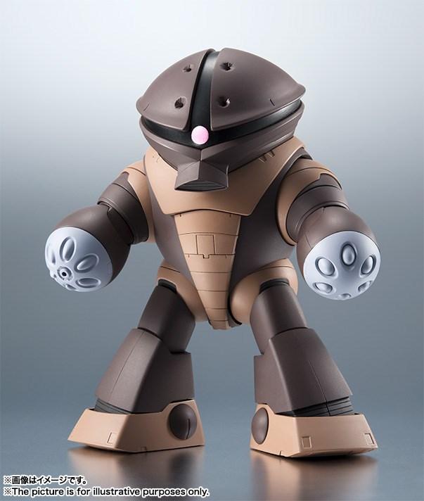 バンダイ ROBOT魂 SIDE MS MSM-04 アッガイ ver ANIME 「機動戦士ガンダム」より フィギュア 4549660165729