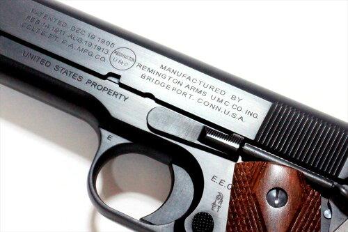 六研/エランレミントンUMCM1911DUOブローバックモデルガン109005920000