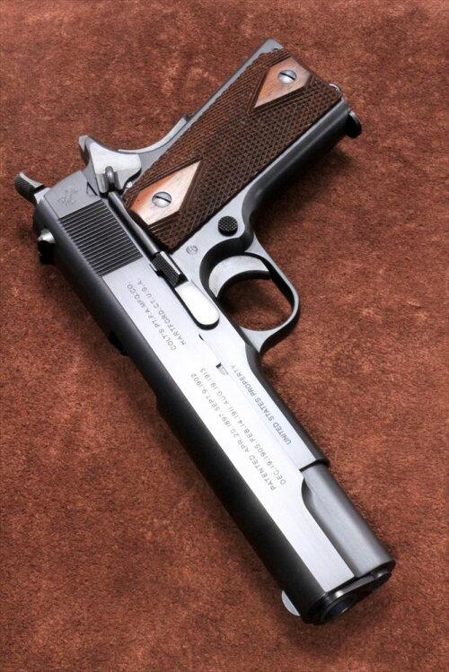 六研/エランコルトM1911ミリタリーダミーカートモデルモデルガン109005925000