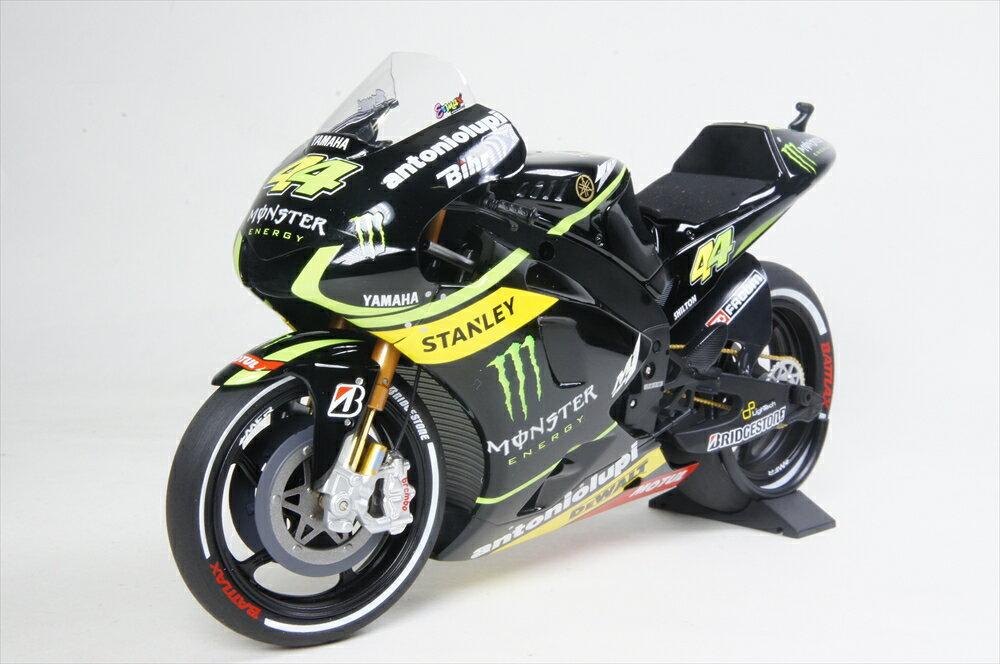 """ミニチャンプス ヤマハ YTZ-M1 """"Monster Yamaha Tech 3"""" P.エスパルガロ モトGP 2014 1/12 完成品ミニカー 122143044"""