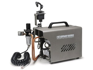 タミヤ スプレーワーク パワーコンプレッサー 模型用グッズ 74553
