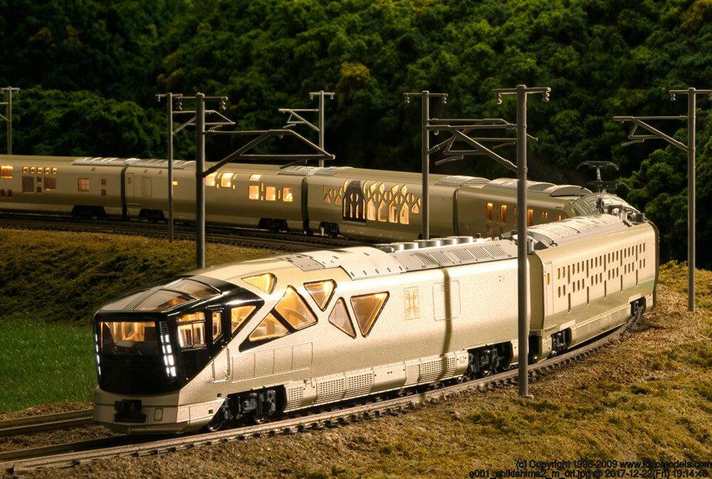 KATO Nゲージ E001形『TRAIN SUITE 四季島』 10両セット 鉄道模型 10-1447