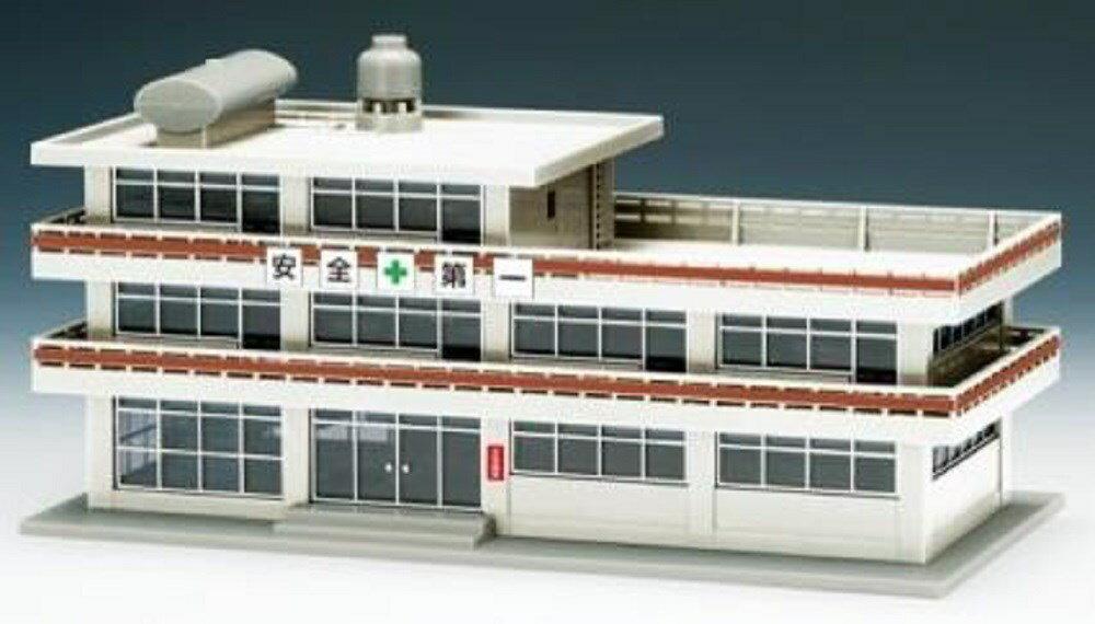 【予約】 トミックス 詰所(ホワイト) 鉄道模型パーツ 4225