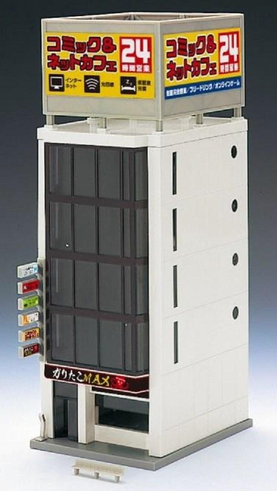 【予約】 トミックス 商業ビルB(ホワイト) 鉄道模型パーツ 4243