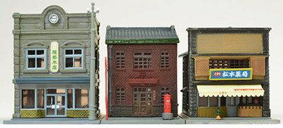 【予約】 トミーテック 建物コレクション 157 商店街セットA 鉄道模型パーツ 288619