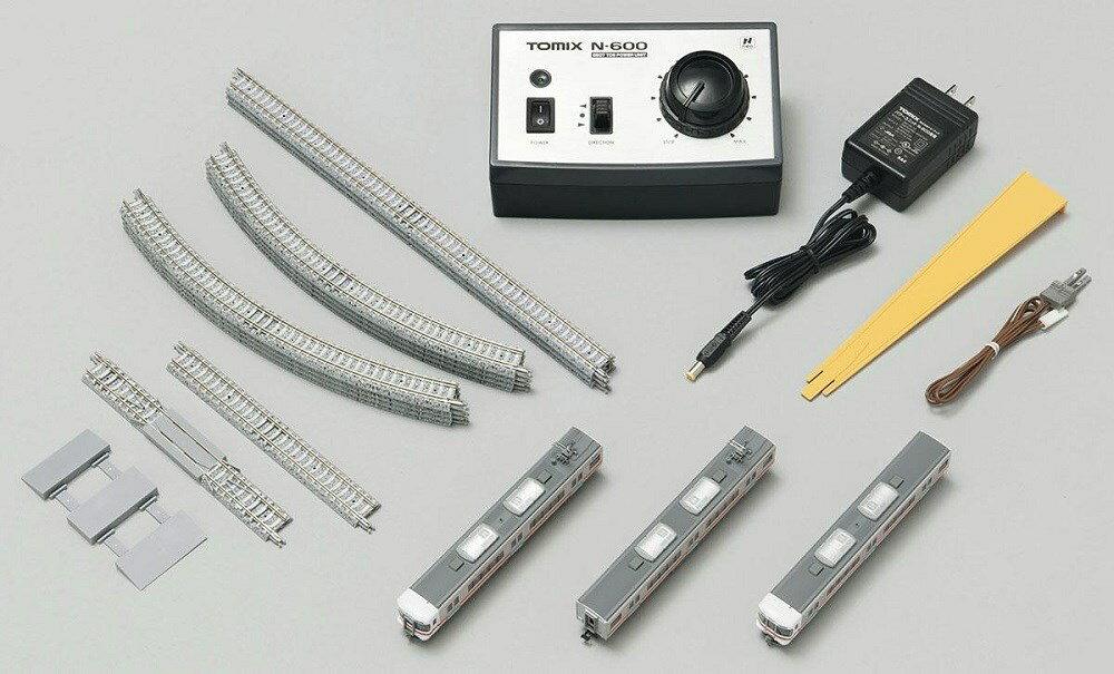 【予約】 トミックス ベーシックセットSD E235系山手線 鉄道模型 90175
