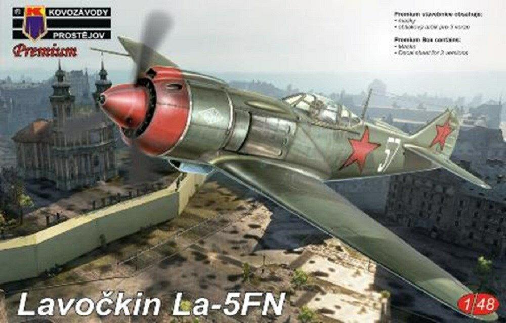 【予約】 KPモデル 1/48 ラボチキン La-5FN スケールプラモデル KPM4808