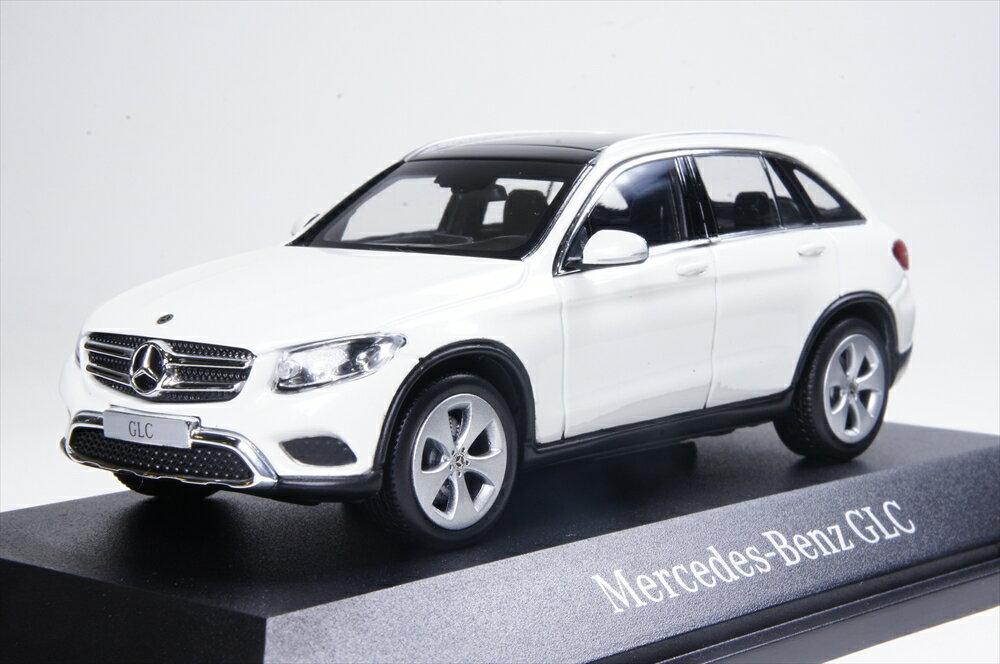 メルセデス特注/ノレブ1/43 メルセデスベンツ GLC X253 ダイアモンドホワイト 完成品ミニカー B66963102