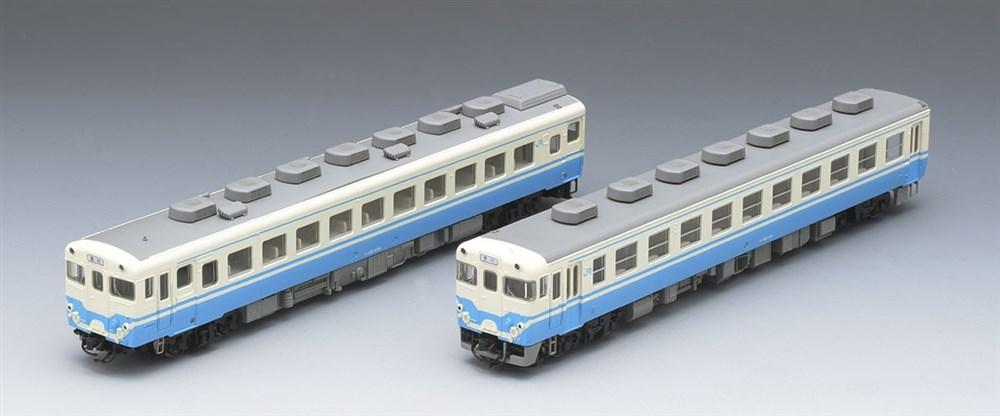 トミックスNゲージ JR キハ58系急行ディーゼルカー(よしの川・JR四国色)セット 鉄道模型 98044