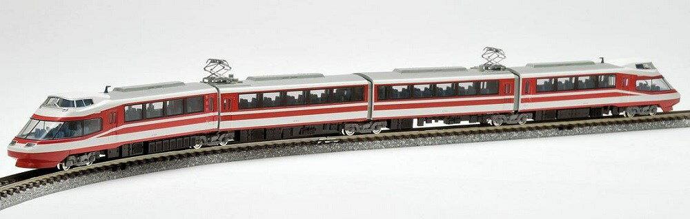 【予約】 トミックスNゲージ 長野電鉄1000系ゆけむりセット 4両セット 鉄道模型 98290