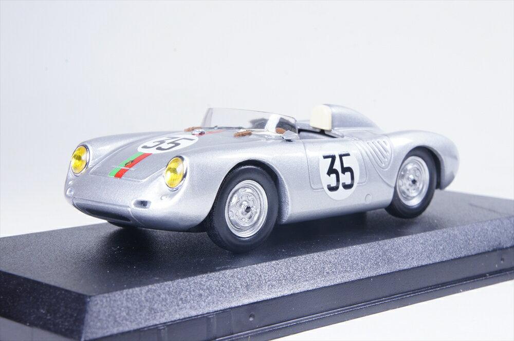 【50%OFF】ミニカー ベストモデル (BEST9662) 1/43 ポルシェ 550 RS ル・マン24時間 1959 No.35 Kerguen/Lacaze