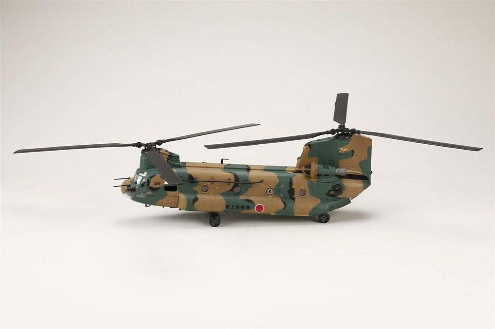 ウォルターソンズ1/72 CH-47J チヌーク 陸上自衛隊 第12ヘリコプター隊 完成品 艦船・飛行機 821004B