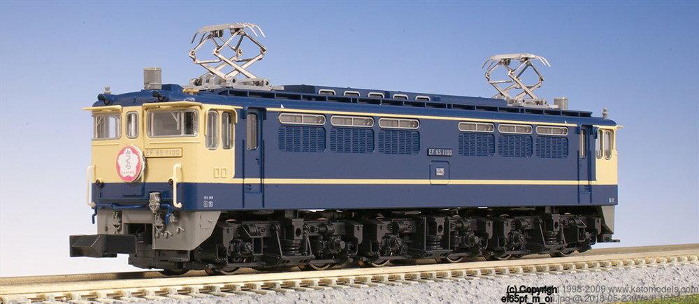KATONゲージ EF65 1000 後期形(JR仕様) 鉄道模型 3061-2