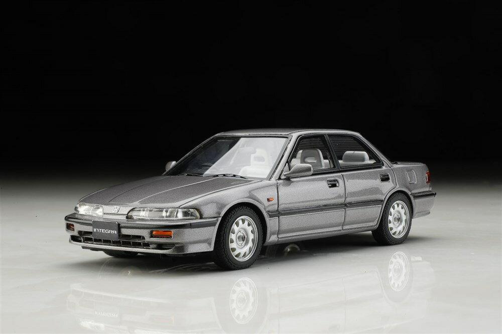 【予約】 MARK43【ポストホビー限定】 1/43 ホンダ インテグラ (DA7) RXi 1991 純正シートカバー(高級タイプ) グレーメタリック 完成品ミニカー PM4394RPH